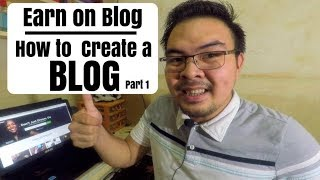 How to make BLOG and Earn money through Lazada and Google Ads 2017 Philippines - Tagalog