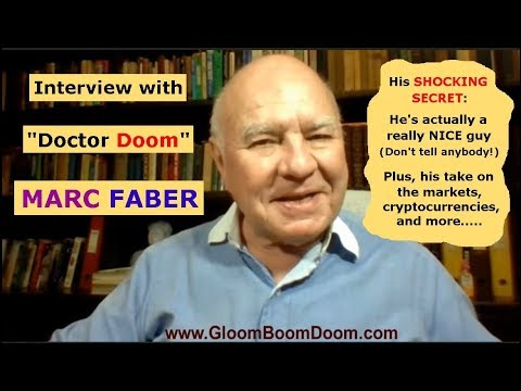 Marc Faber: Interview with Dr. Doom himself! // 2017 bitcoin cnbc latest today bloomberg thailand