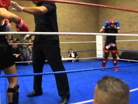 Rotterdam Zuid Girls fight