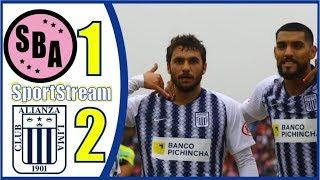 ANALISIS ⚽️ Sport Boys vs Alianza Lima ⚽️ Liga 1 Peru Cup 2019