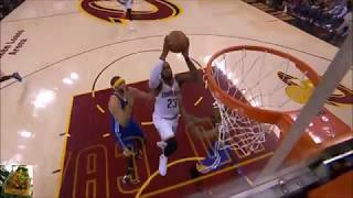 Lebron James Embarrasses and Dunks On Javale Mcgee!!  Cavs vs Warriors 2017 #NBAFinals