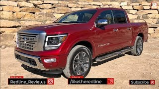 The 2020 Nissan Titan is a Value Packed Big Truck with an Upgraded V8 & 9-Speed Transmission