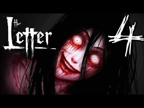 The Letter - NO WAY, (Ch.1 ALL ENDINGS ) Manly Let's Play [ 4 ]