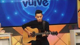 ( Thanh Tùng) Giọt sương trên mí mắt | Guitarist Danh Tú ft. Hoàng Anh (Bữa trưa vui vẻ)