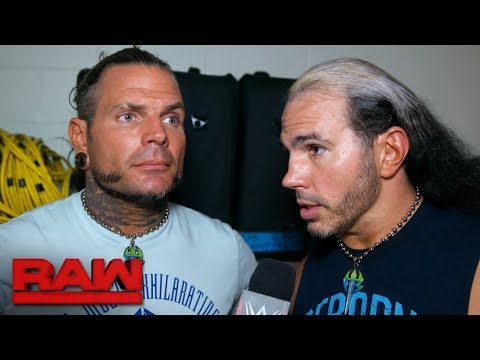 "Will The Hardys' Raw Tag Team Title reign be ""Reborn by Fate"" tonight?: Exclusive, June 12, 2017"