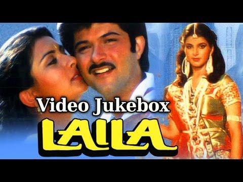 Laila - Songs Collection - Anil Kapoor - Poonam Dhillon - Lata Mangeshkar - Usha Khanna