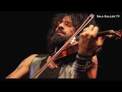 """María Berasarte, Ara Malikian y José Luis Montón """" La Tarara """" SALA GALILEO TV  (FULL HD)"""