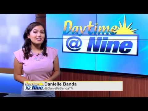 DAYTIME AT NINE: City of Harlingen Sept 16th Festival w/ TV Host Danielle Banda