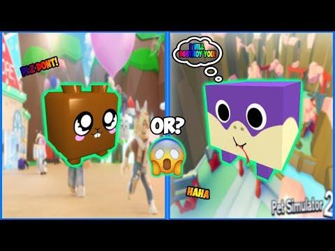 Why Pet Sim 2 Will Kill Bubble Gum Simulator!