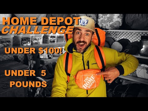 cheap-ultralight-backpacking-gear-from...-home-depot?!?!-(tent,-pack,-pad,-quilt,-and-stove-kit)