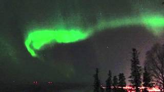 St Patrick's Day Aurora Borealis  2013 - The Trailer
