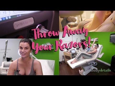 Throw Away Your Razors | Laser Hair Removal Miami | Annie Vazquez | Body Details