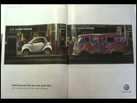 volkswagen kontert anti werbung von smart youtube. Black Bedroom Furniture Sets. Home Design Ideas