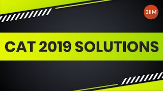 CAT 2019 Slot 1 Solutions Quantitative Aptitude | Income Percentage | Quesntion and Answer