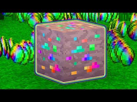 WHAT IS THIS NEW SECRET MINECRAFT ORE?!   Minecraft Mods