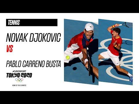 DJOKOVIC vs CARRENO