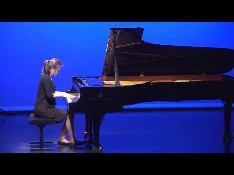 Nina Blagojevic Tchaikovsky barcarolle Juin