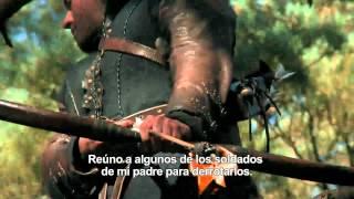 BLANCANIEVES Y LA LEYENDA DEL CAZADOR -El príncipe ataca