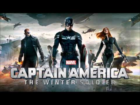 Captain America The Winter Soldier OST 06  The Winter Soldier by Henry Jackman