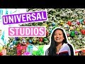 CHRISTMAS AT UNIVERSAL STUDIOS HOLLYWOOD!!!