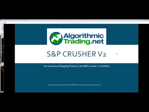 Futures Trading System Example: The S&P Crusher v2