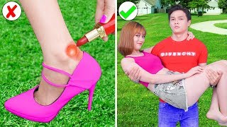 Girl DIY! 23 BEST PRANKS AND FUNNY TRICKS | Funny Pranks! Prank Wars! Funny DIY School Pranks T-TIPS