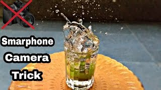 Trick to Take Slow Motion Photo with Mobile
