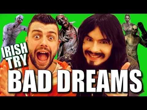 Irish People Experience - 'BAD DREAMS' In VR!!