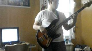 We Will Rock You Live (Bass Play Along)