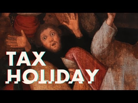 Who Will Benefit From Trump's Proposed Tax Holiday? - Richard Wolff