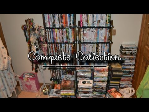 My Complete Movie Collection. 2012
