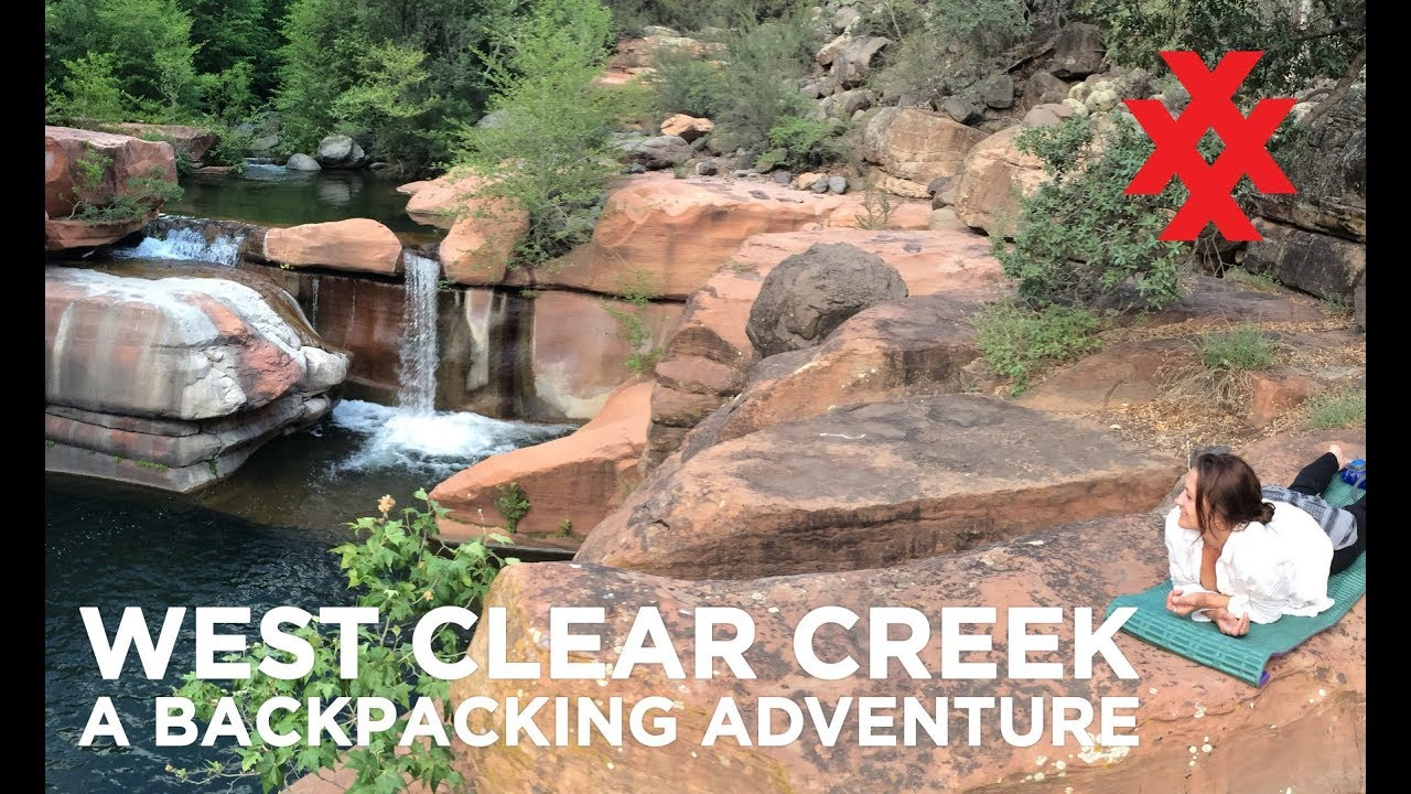 West Clear Creek Wilderness Hanging Gardens Arizona by
