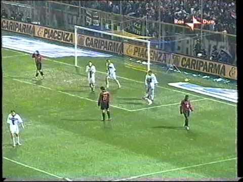 Download Serie A 2004/2005: Parma vs AC Milan 1-2 - 2004.12.04