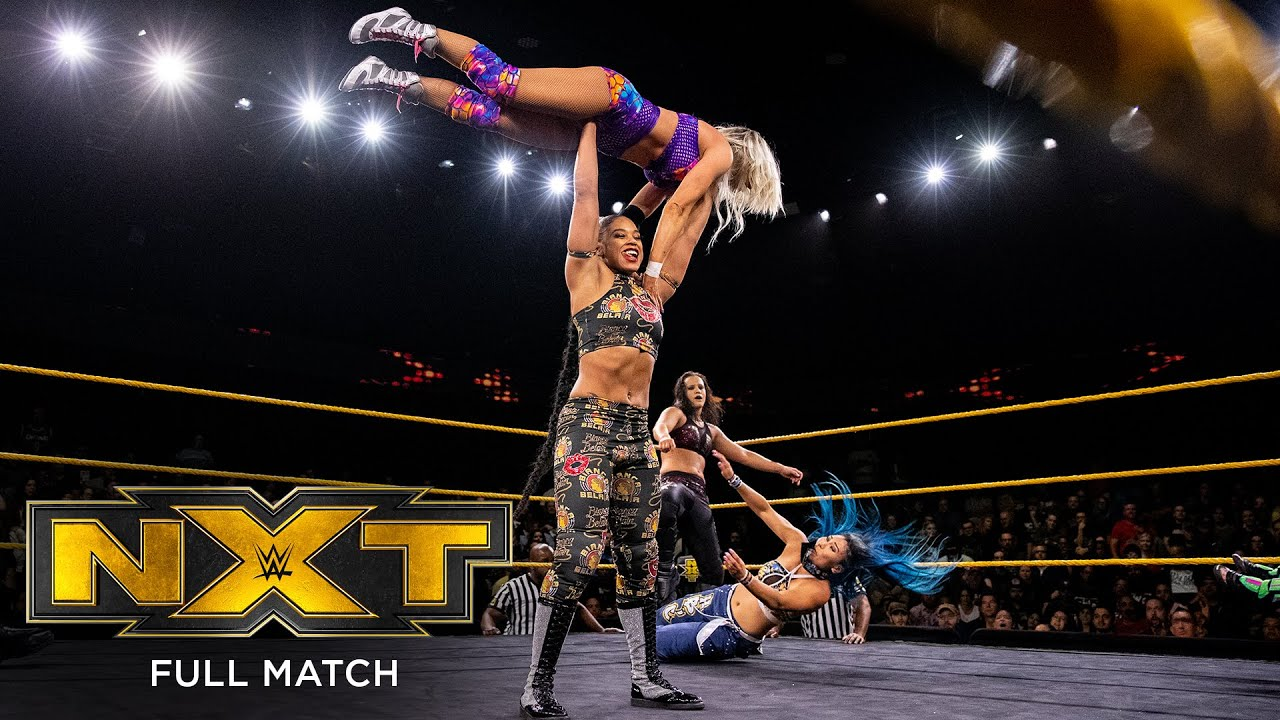 FULL MATCH - Women's Battle Royal: NXT, Jan. 15, 2020