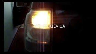 Led тюнинг задних фар Mitsubishi Pajero Светодиодный тюнинг авто Киев