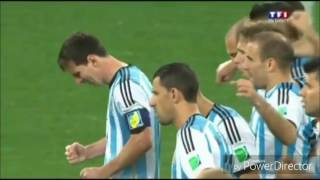 Tir au buts Pays Bas vs Argentine CDM 2014