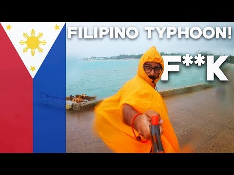 WHY DID THIS HAPPEN!?! Urduja Typhoon - Cuyo Island, Philippines