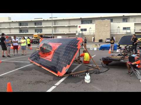 Solar Races and building Solar Cars!