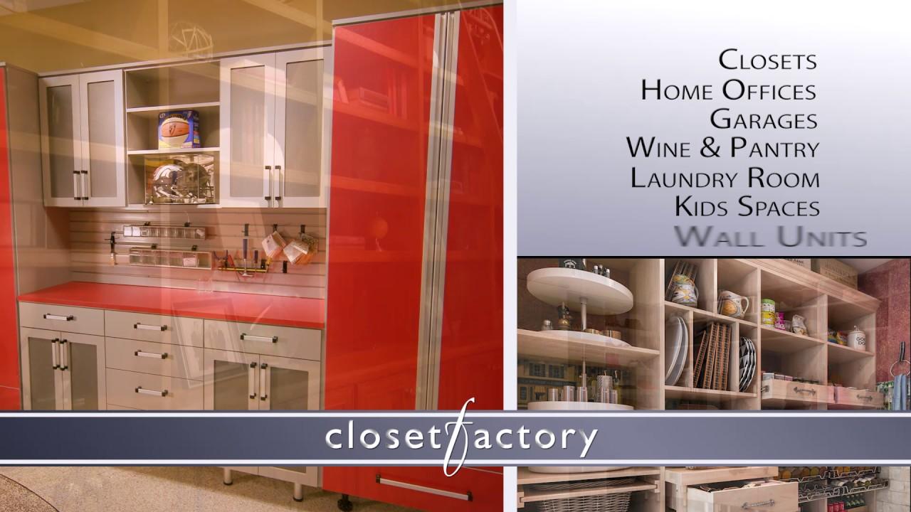 Closet Factory Denver