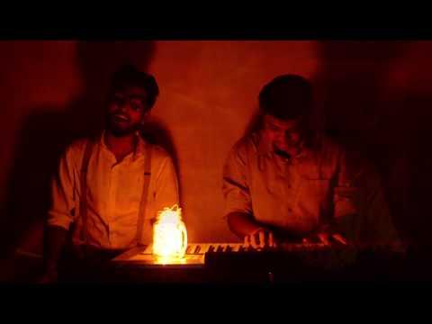 Chand Chupa Badal Mein ( Reprise) ft. Rushabh Jain | Atharva Kulkarni
