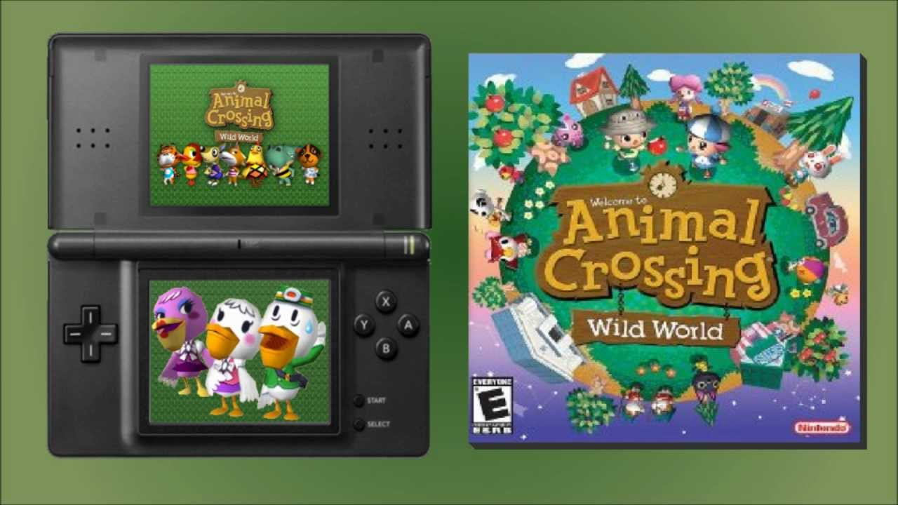 how to get music on animal crossing wild world