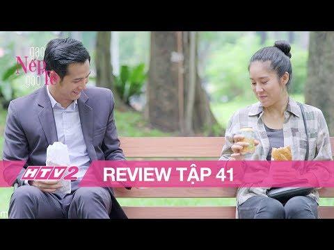 GẠO NẾP GẠO TẺ - Tập 41 - REVIEW| Hương cùng Giám đốc Tường vui vẻ ăn vặt, nhớ lại thời thơ ấu