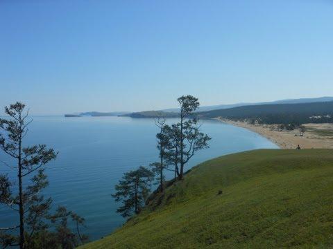 Tour of Lake Baikal by Circum-Baikal Railway 7-2013