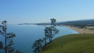Tour of Lake Baikal by Circum-Baikal Railway 7-2013