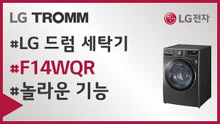 LG TROMM 세탁기 - 세탁기의 모든 것(F14WQ…