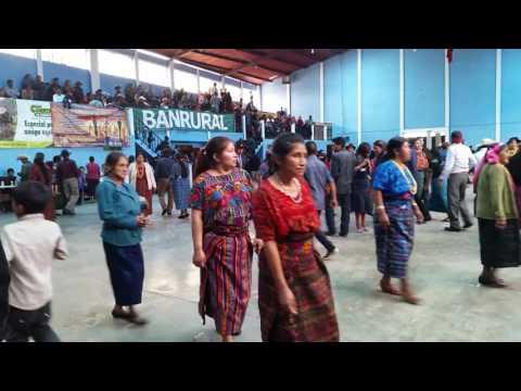 Feria san pedro soloma con la marimba Sonora GC international  2017(1)