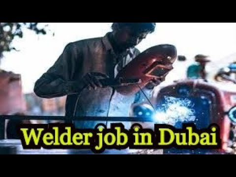 Welder job in Dubai Visit to Employment