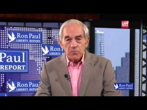 Ron Paul Liberty Clip | Money Was Created In The Marketplace