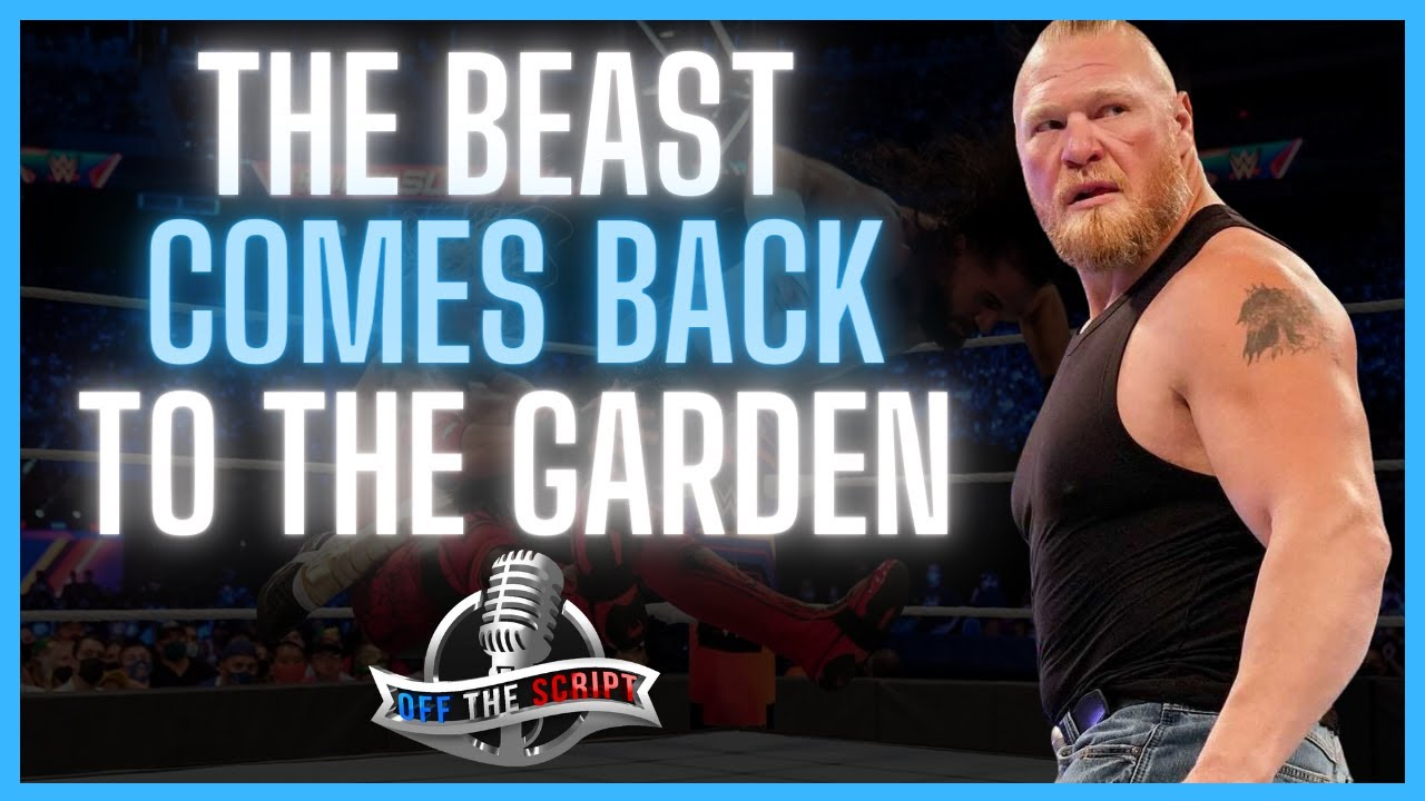WWE SmackDown & AEW Rampage 9/10/21 Review: WWE Returns To MSG! Rollins vs Edge! Andrade vs PAC!