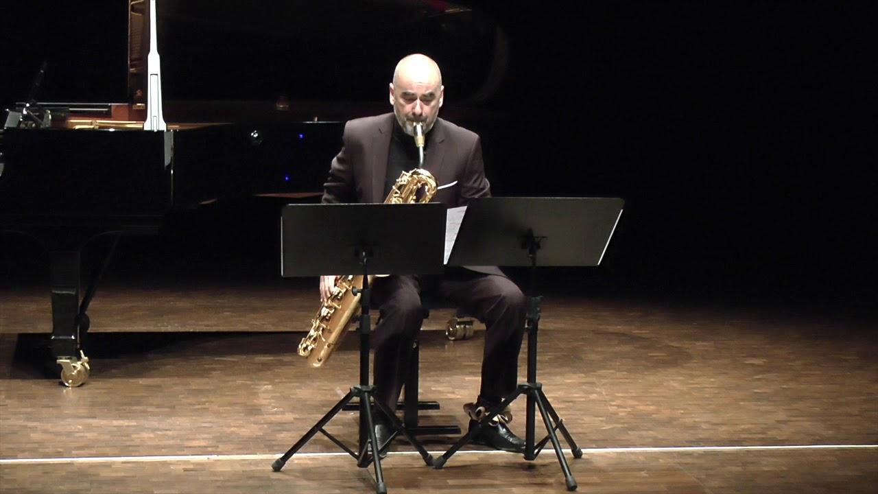 DREAMLOVER (2017) for Baritone Saxophone solo - Albena Petrovic-Vratchanska